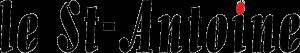 Logo (St-Antoine - Noir)